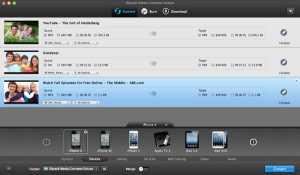 iSkysoft iMedia Converter Deluxe for Mac pro