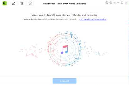 iTunes DRM Audio Converter for Windows