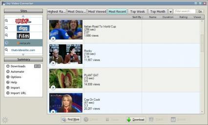 Download Ivy Video Converter