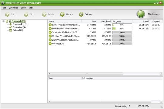 iwisoft free flash swf downloader