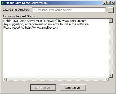 Download J2ME Server