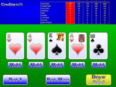Download Jacks or Better Poker