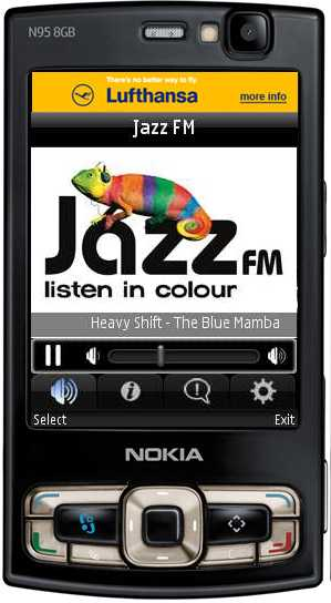 Jazz FM (Nokia) for Mobile