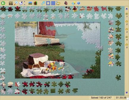Download Jigsaws Galore Free Edition