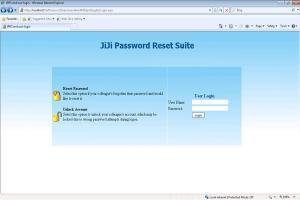 Download JiJi Help Desk Password Reset