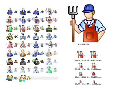 Download Job Icon Set
