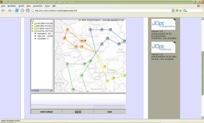 Download JOpt.SDK - vehicle routing library
