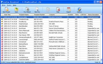 Download Joyfax Broadcast
