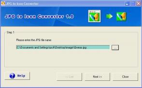Download JPG to Icon Converter