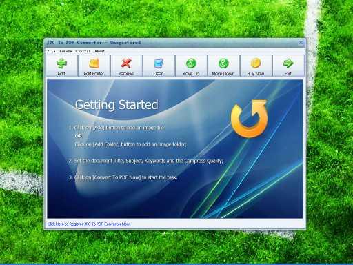 JPG to PDF Converter by Reezaa Media