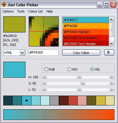 Download Just Color Picker