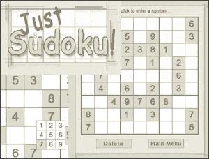 Download Just Sudoku