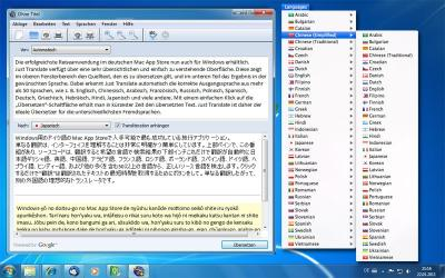 Download Just Translate for Windows