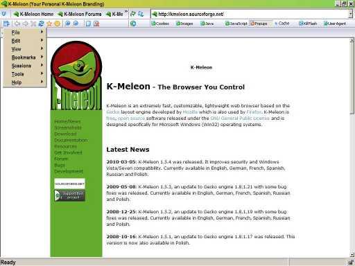 Download K-Meleon