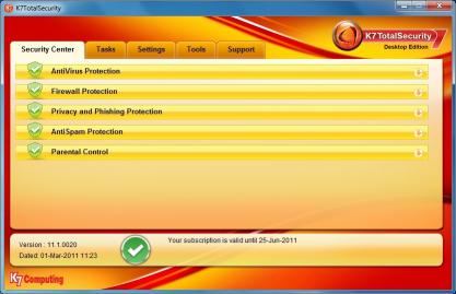 Download K7 TotalSecurity