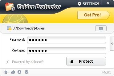 Download KaKa Folder Protector