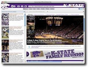 Download Kansas State IE Browser Theme