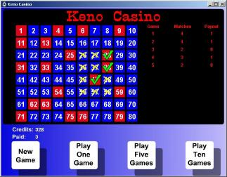 Download Keno Casino!