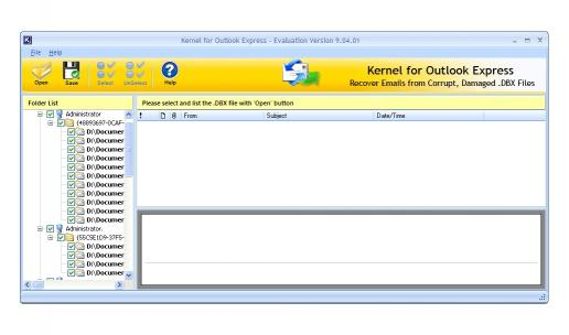 Download Kernel Outlook Express - Email Recovery