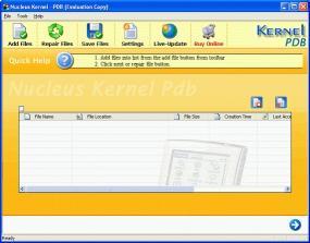 Download Kernel Palm PDB - File Repair Software