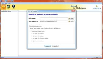 Download Kernel SQL Database Recovery