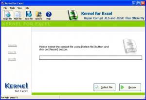 Download Kernel - XLS File Recovery Software