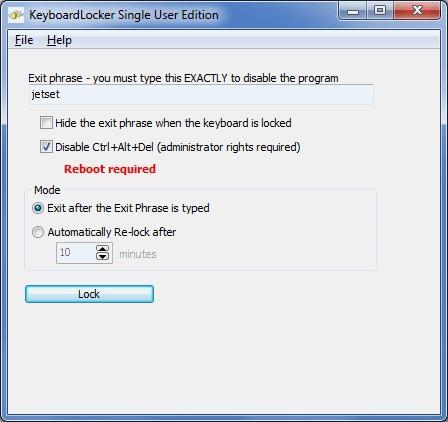 Download KeyboardLocker
