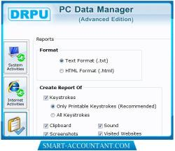 Download Keylogger Software with Screen Capture