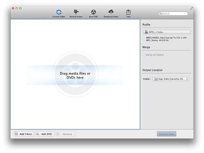 Download Kigo Video Converter Pro for Mac