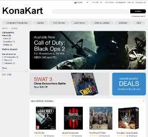 Download KonaKart