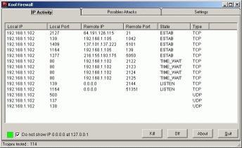Download Kool Firewall