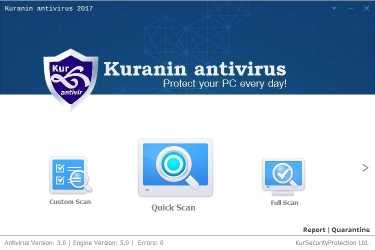 Kuranin Anti-Virus Free