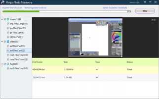 Kvigo Photo Recovery for Windows