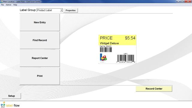 Download Label Flow Free Barcode Software
