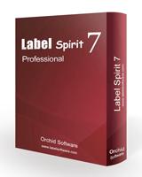 label spirit professional