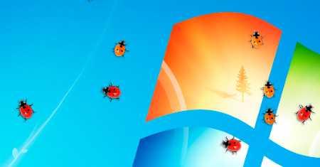 Ladybug on Desktop