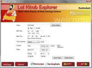 Download Lal Kitab Explorer