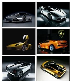 Download Lamborghini Screensaver