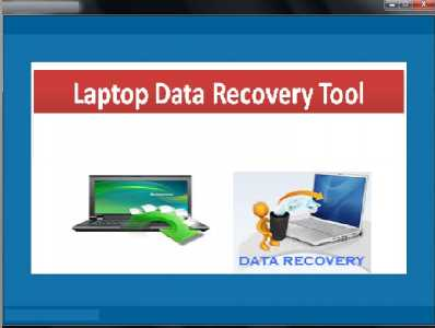 Laptop Data Recovery Tool