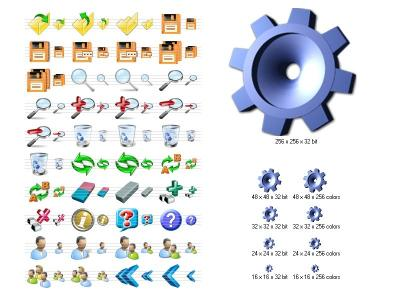 Download Large Icons for Vista
