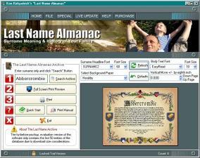 Download Last Name Almanac