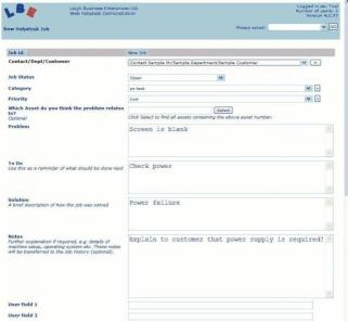 Download LBE Web Helpdesk