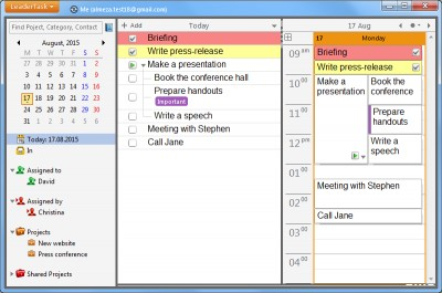 Download LeaderTask Daily Planner