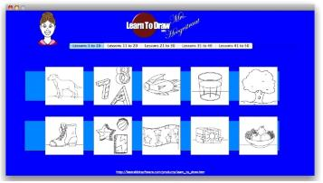 Download Learn to Draw with Mrs. Hoogestraat