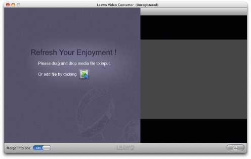 Leawo Mac iPod Converter