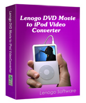 lenogo DVD Movie to iPod converter