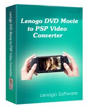 Lenogo DVD Movie to PSP Video Converter