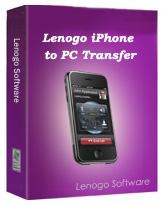 Download Lenogo iPhone to PC Transfer Pro
