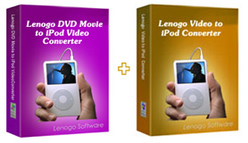 Lenogo iPod tools Powerpack