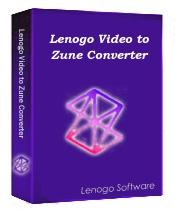 Download Lenogo Video to Zune Converter four